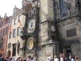 Ending at 14:55 so we could see the fascinating Astronomical Clock performance