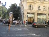 Parizska Street, the most expensive one in Prague
